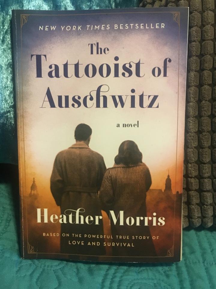 The Tattooist of AuschwitzReview
