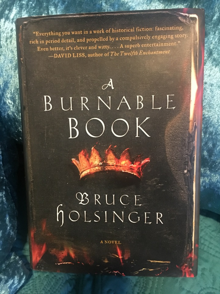 A Burnable Book Review