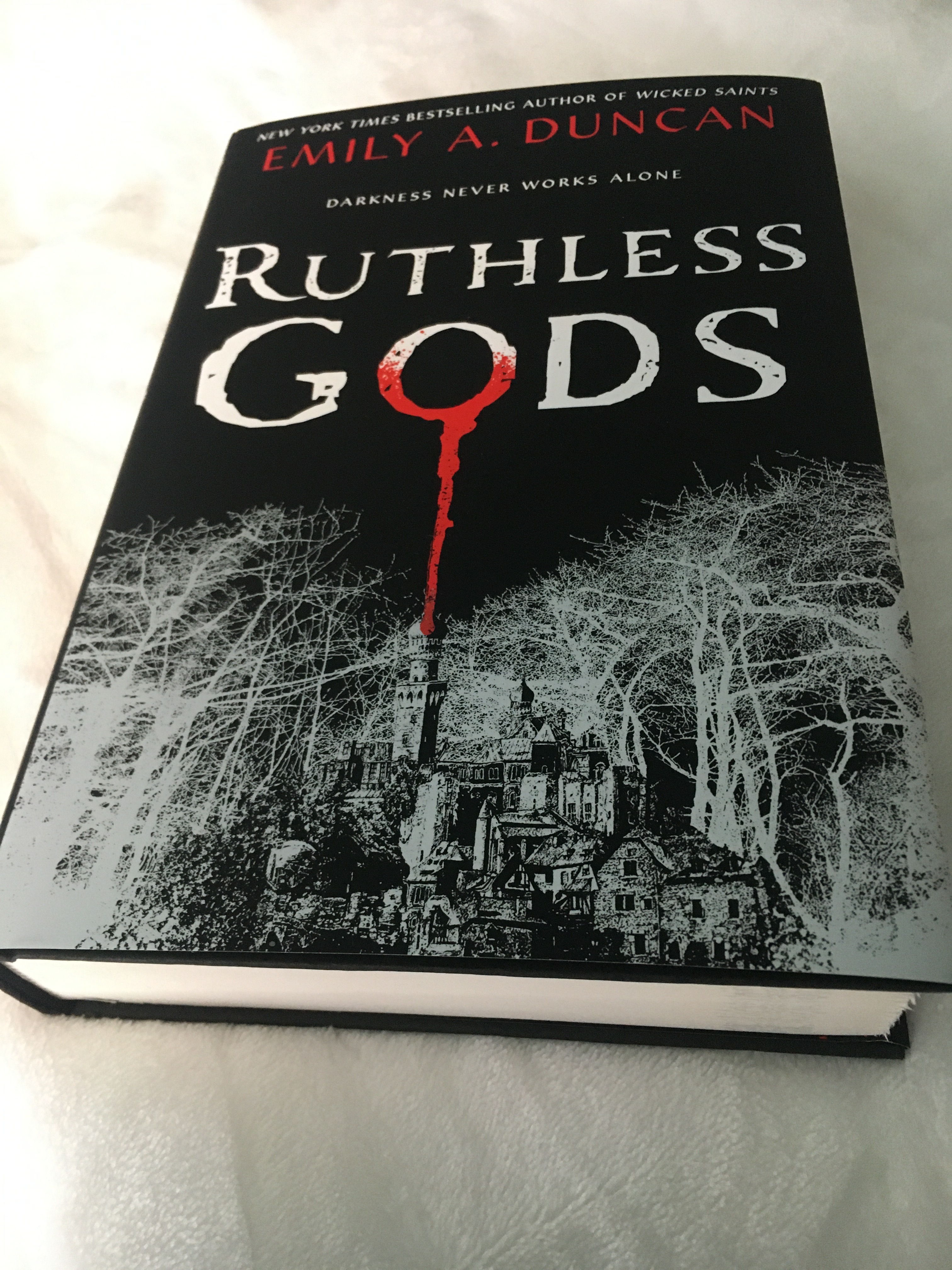 Ruthless Gods Wicked Saints