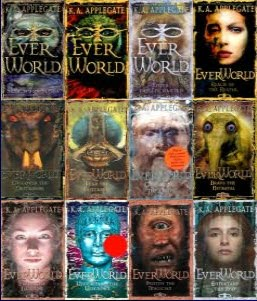 Small Review: Book Review: Everworld series by K. A. Applegate
